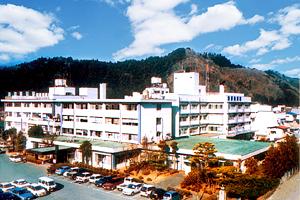 塙厚生病院全景写真