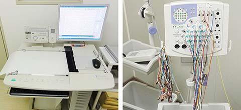 脳波検査機器